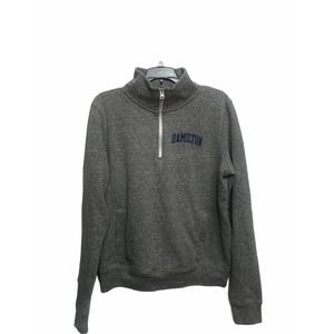 Grey Hamilton Redshirt Pullover Size Large